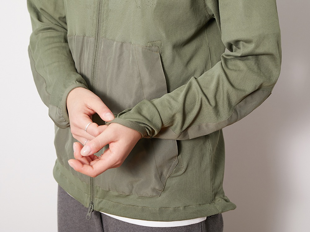 Insect Shield Parka 1 Olive