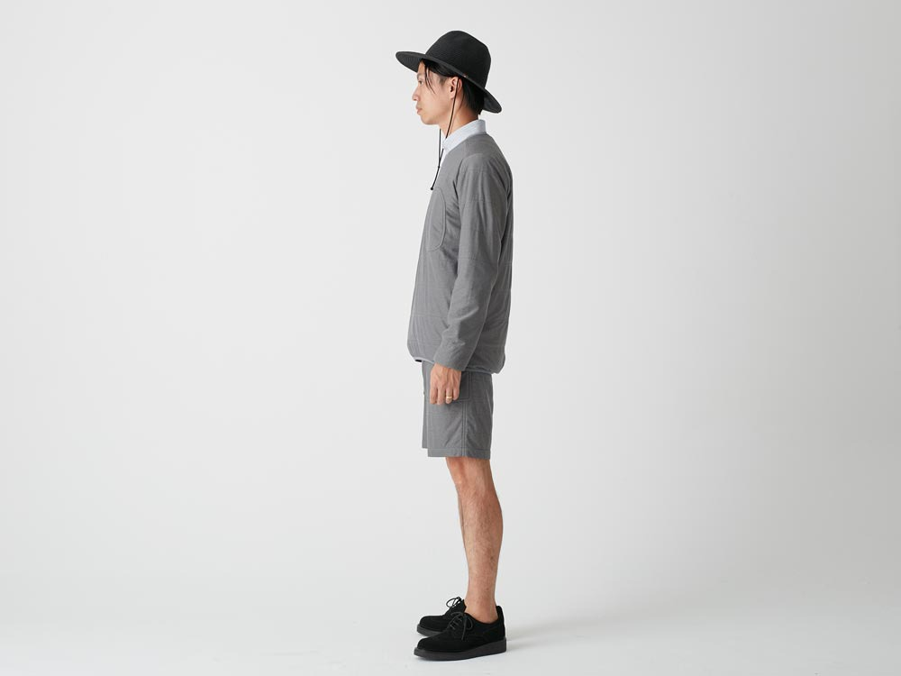 FlexibleInsulated Pullover M Grey2