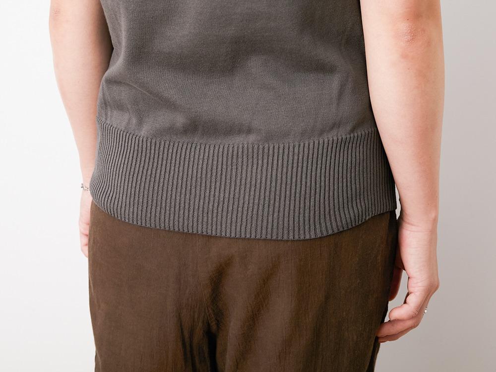 OG KNIT Pullover 1 Charcoal