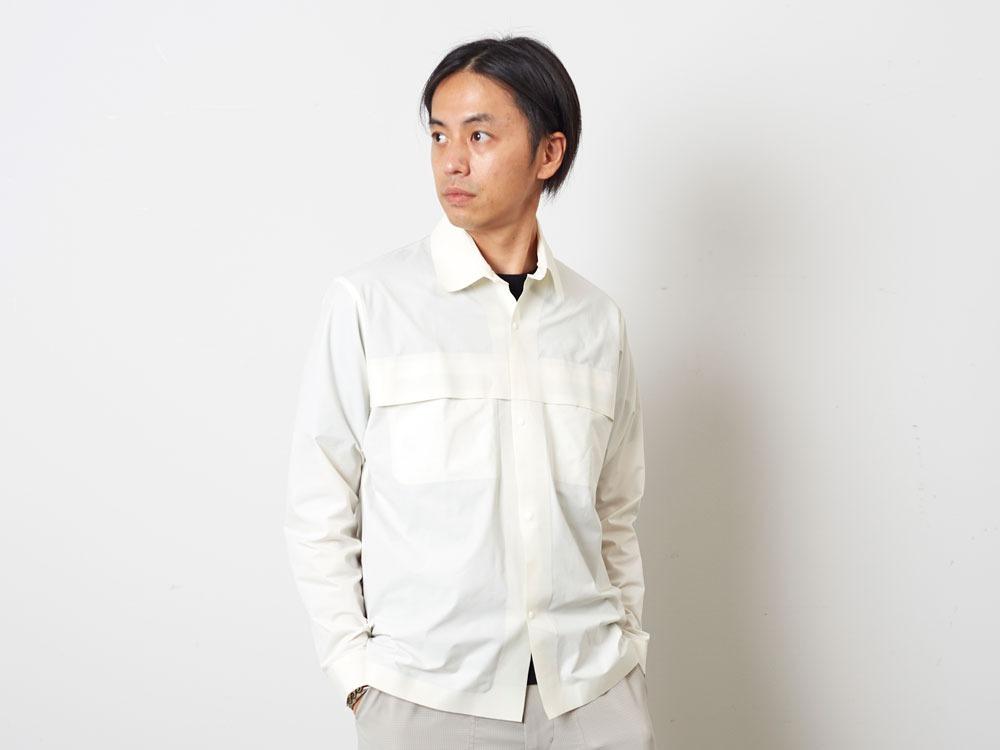 DRY&StretchShirt 1 White9