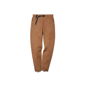 Knitted Trousers M Camel