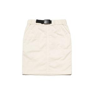 キッズフレキシブルインサレーションスカート 2 ホワイト