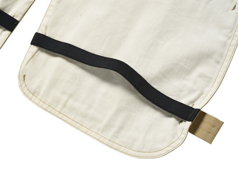 Camping Utility Apron Beige3