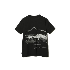 CF Graphic Tee L Black
