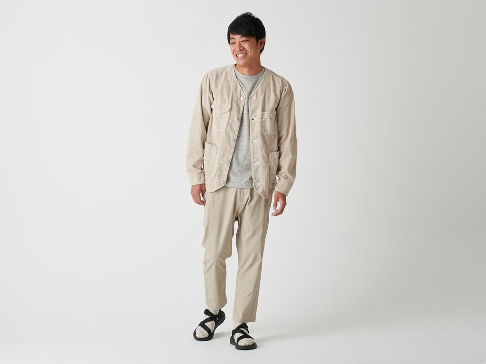 Stretch NORAGI Pants XL Beige1