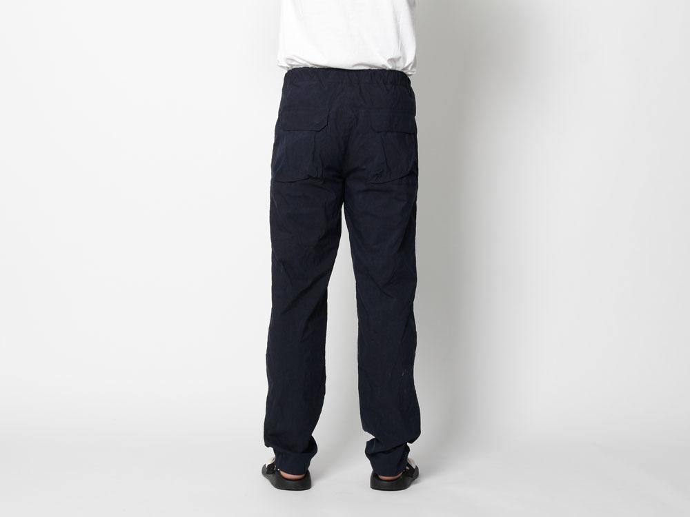 Indigo C/N Anorak Pants XL/L Black2
