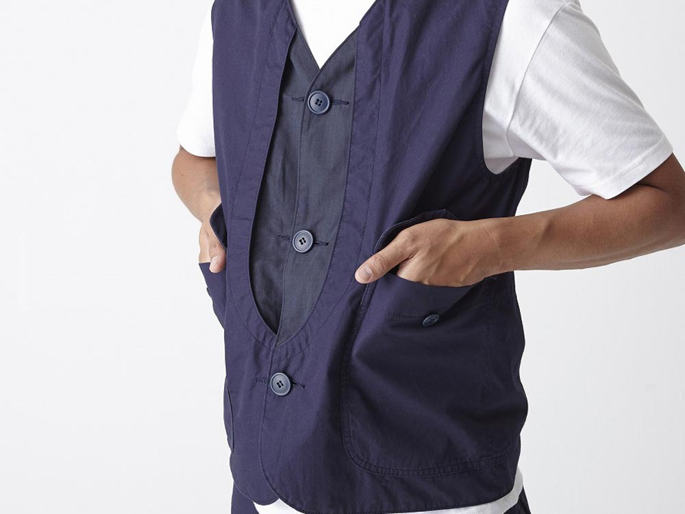 Ventile 3piece Vest #2 L Olive6