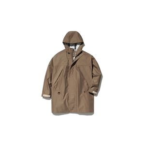 FR 3L Rain Coat M Brown