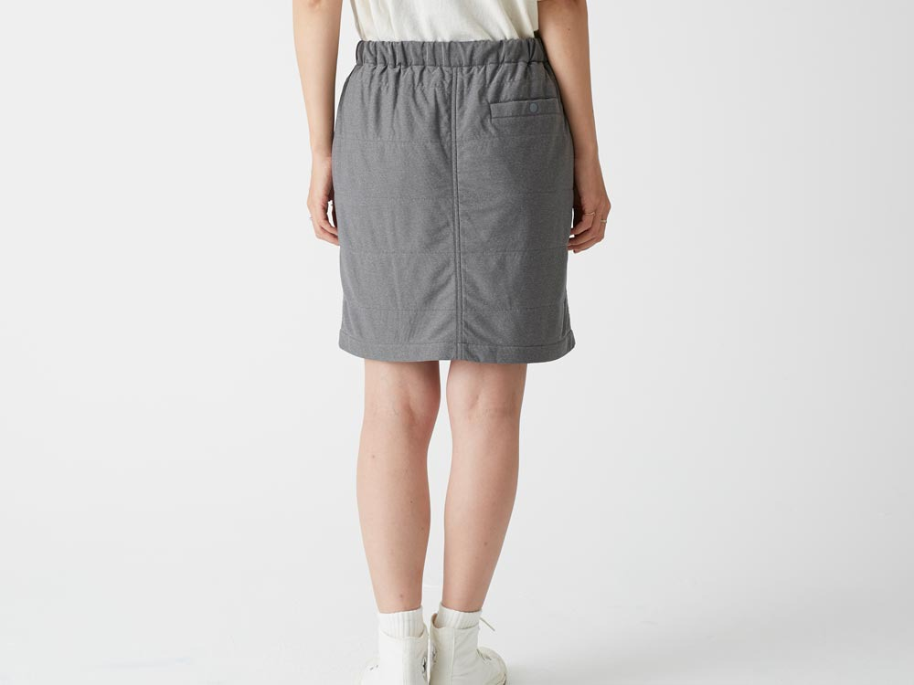 FlexibleInsulated Skirt 4 White3