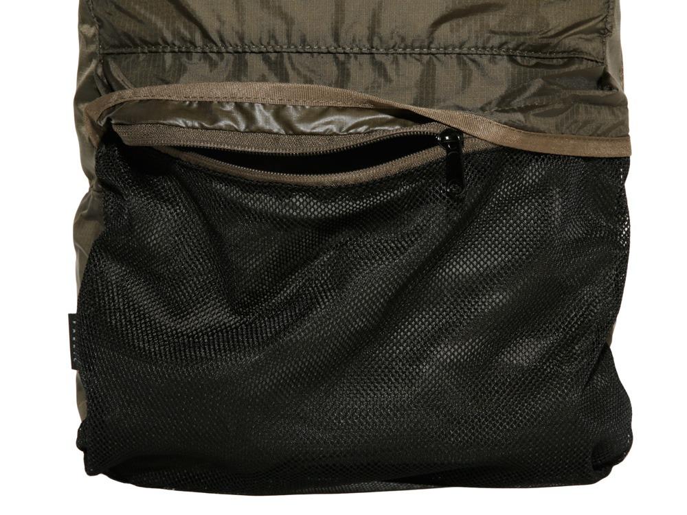Pocketable Daypack Olive2