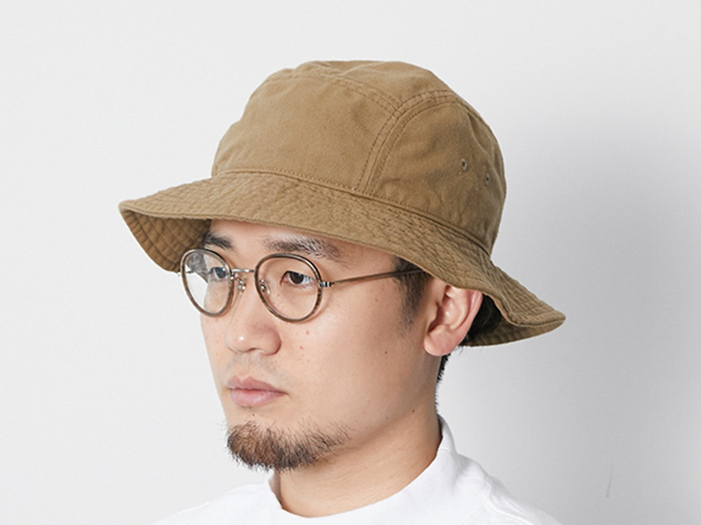 TAKIBI Duck Hat One Olive
