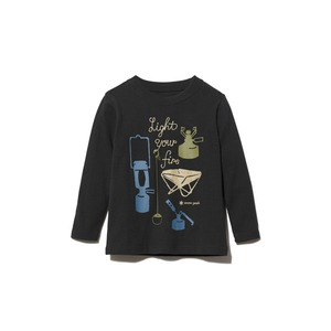 Kids Light your Fire Printed Tee 2 BK