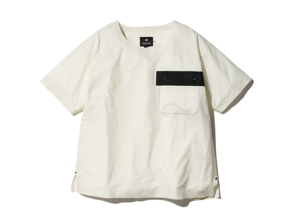 DRY&StretchPullover  L White0
