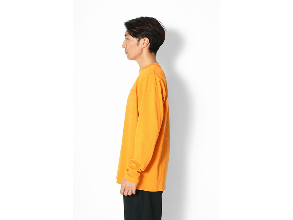Printed L/S T Single Action System M BK