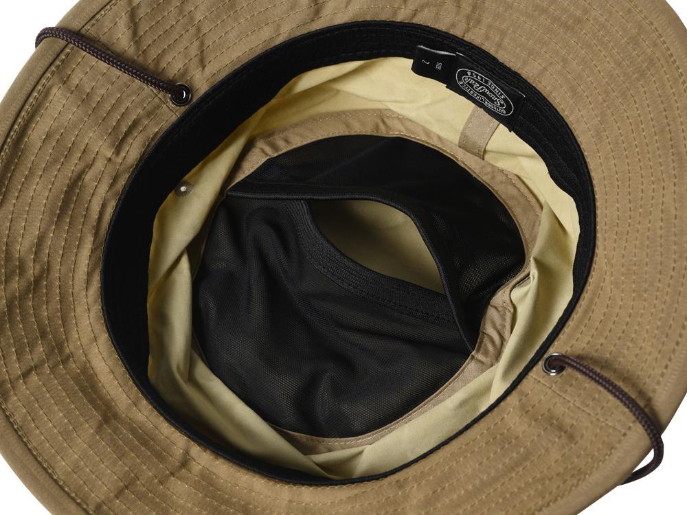 Paraffin Wax Safari Hat 1 Beige3