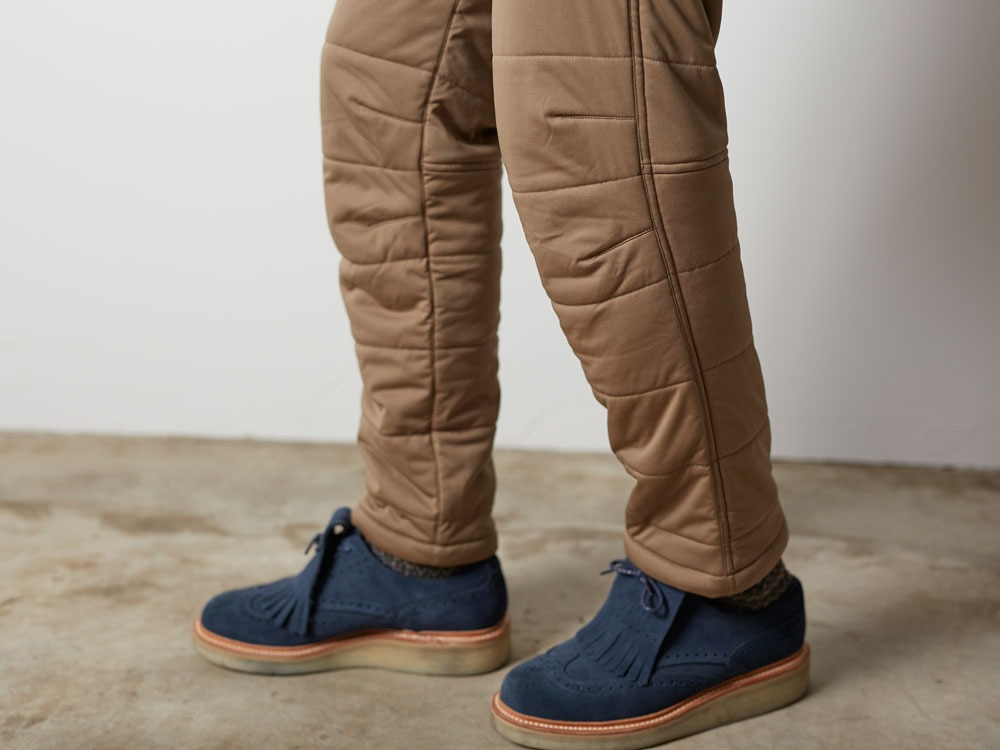 Flexible Insulated Pants 1 Brown8