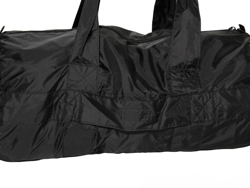 Pocketable Duffle Black3