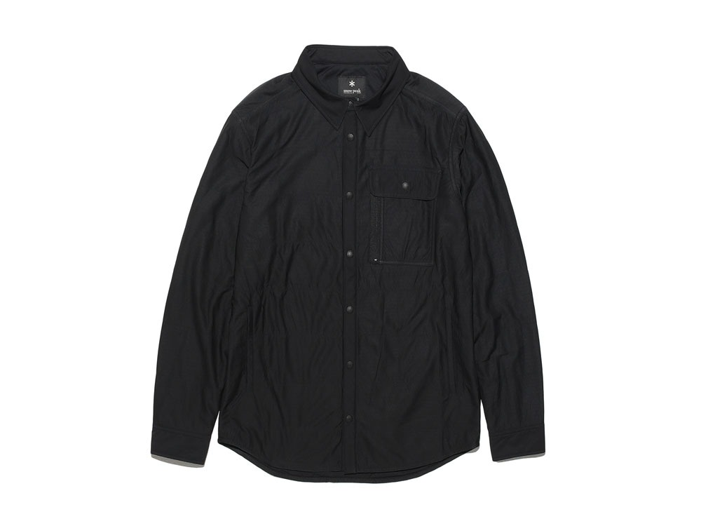 FlexibleInsulated Shirt L Black0