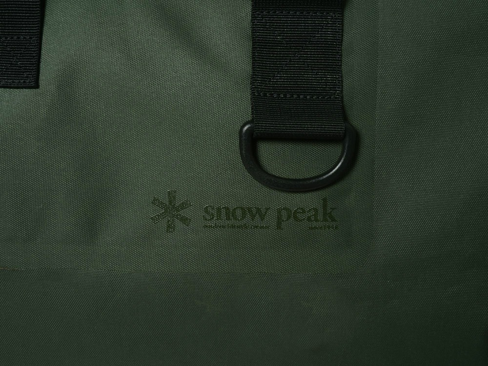 Dry Tent Bag Olive3