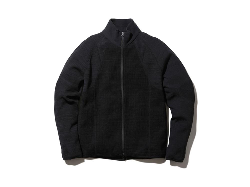 WG Stretch Knit Jacket L Black