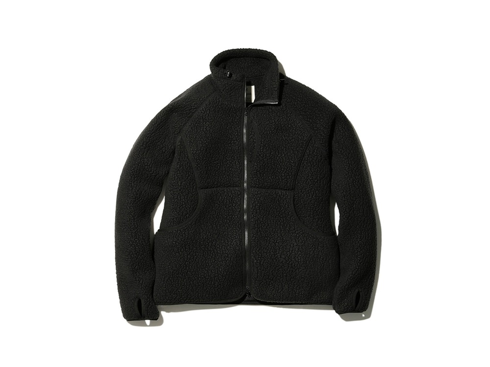 Classic Fleece Jacket 1 Black
