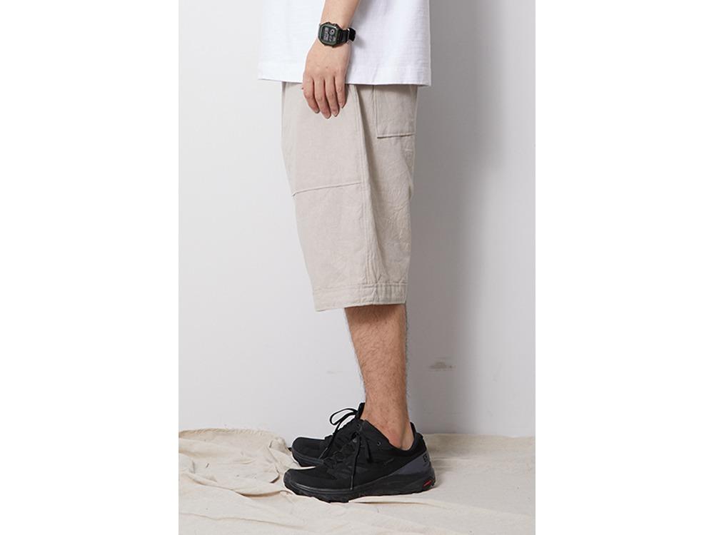 C/L Panama Easy Shorts M BeigeCheck