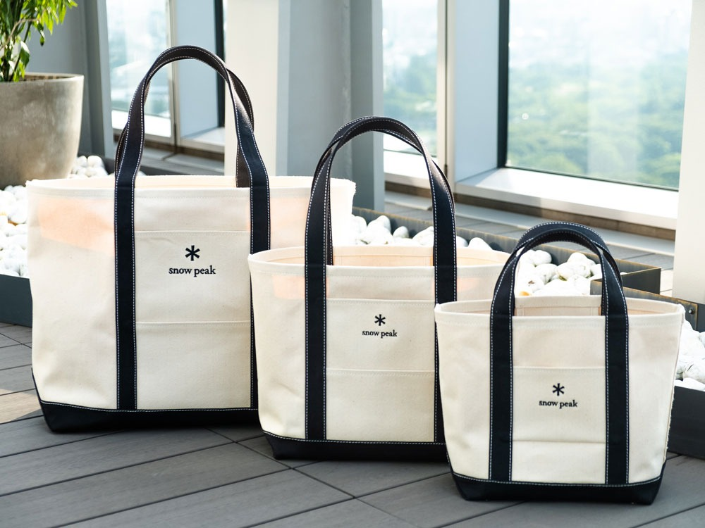 【5月上旬入荷予定】Canvas NOASOBI ToteBag S