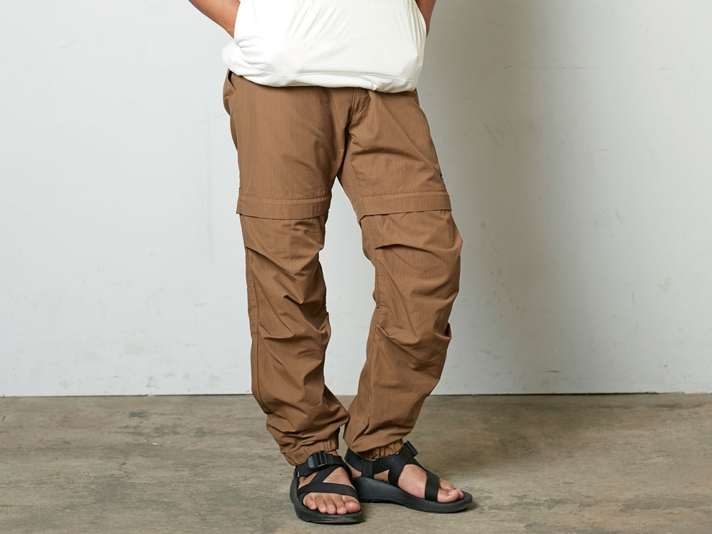 Camping2WayFieldPants XL Brown9
