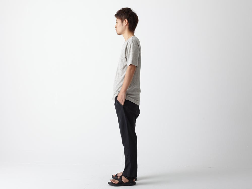 Dry&Stretch Pants 1 Black2