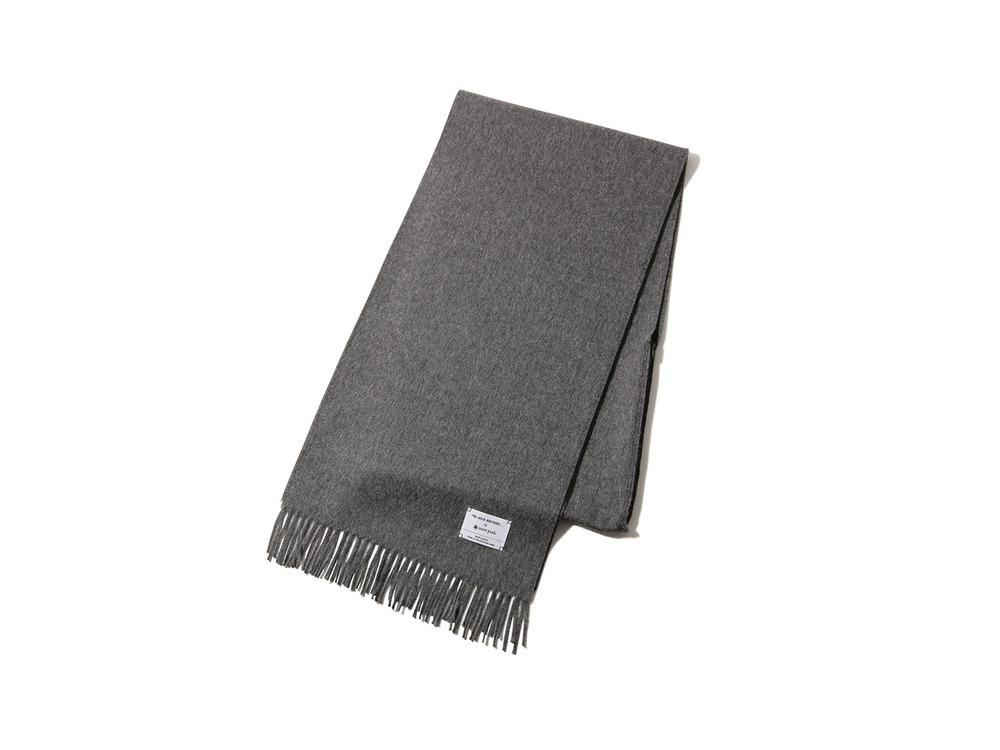 Hoodie scarf One Grey
