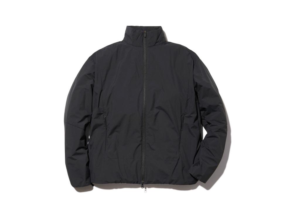 2L Octa Jacket S Black