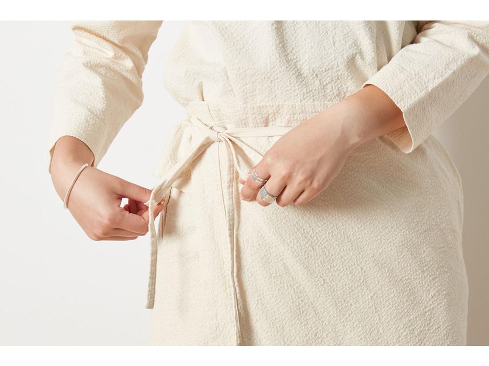 シジラ ドレス 3 Ecru