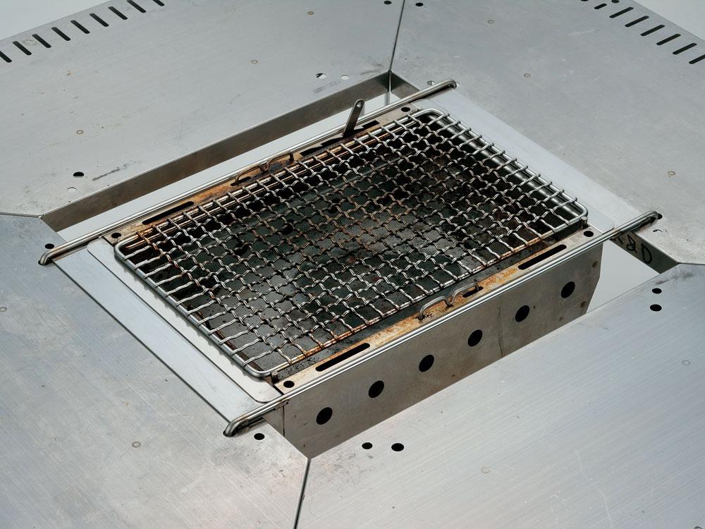 ジカロテーブル1ユニットブリッジ