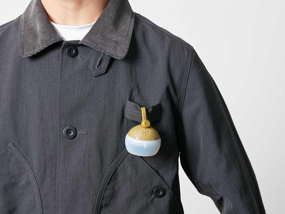 タキビ カバーオールジャケット 2 オリーブ