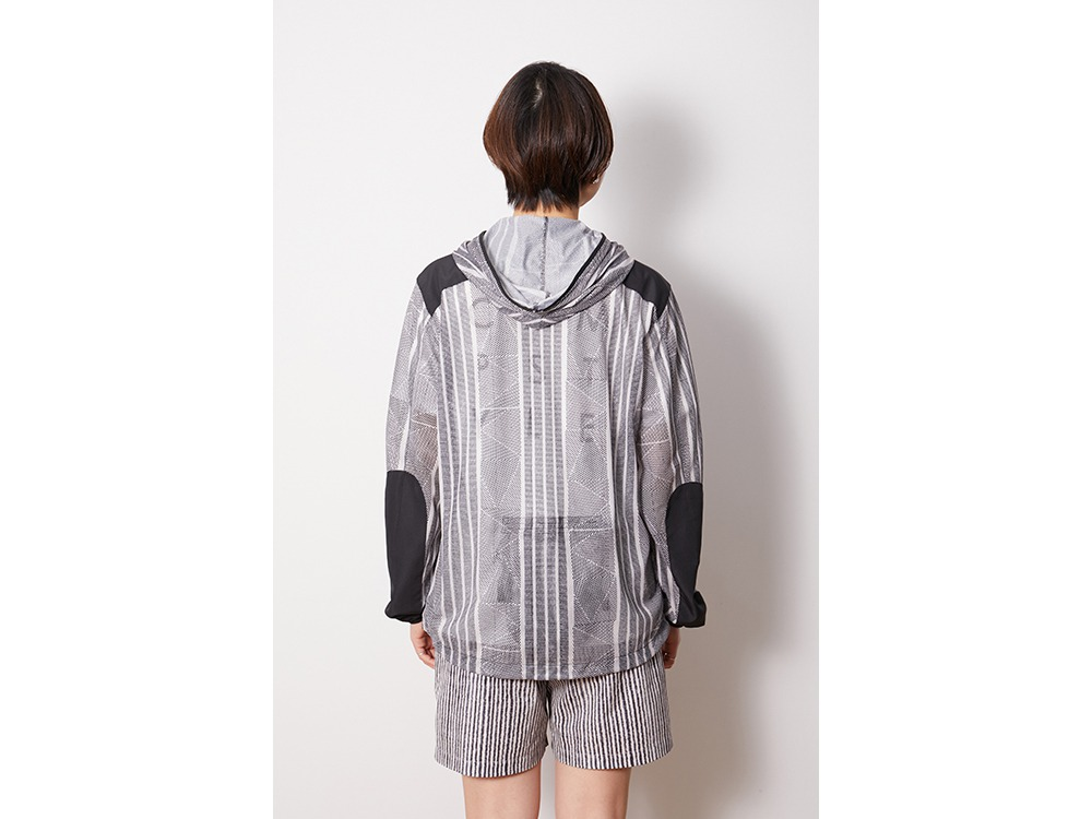 Printed Insect Shield Parka L BB