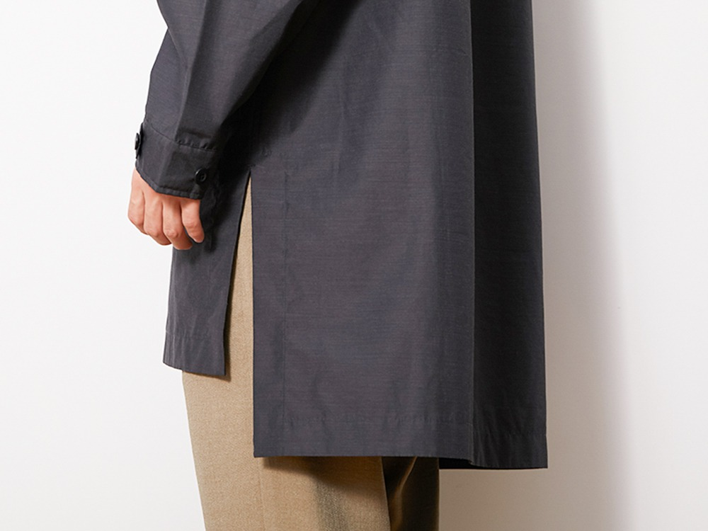 FR Over Coat M Black
