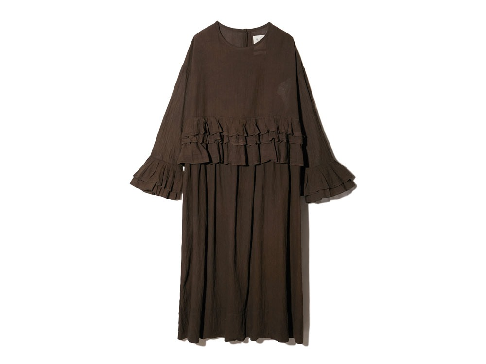 OG Cotton Pleated Dress 1 DORO