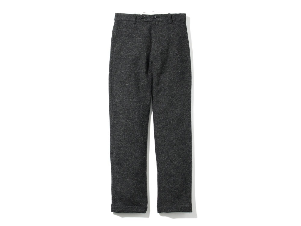 Camping Wool Pants1Black