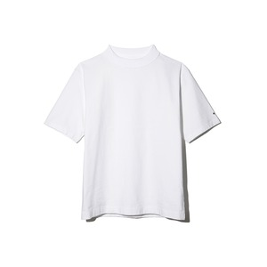 Heavy Cotton Mockneck Tshirt