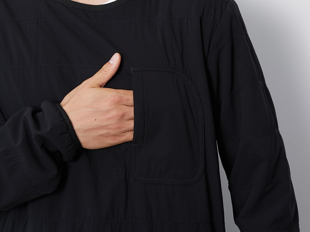Flexible Insulated Pullover M GK