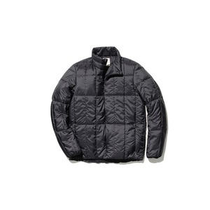 Recycled Middle Down Jacket L Black