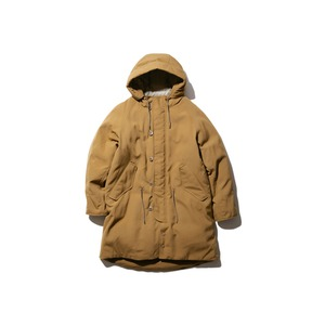 TAKIBI Down Coat M Brown