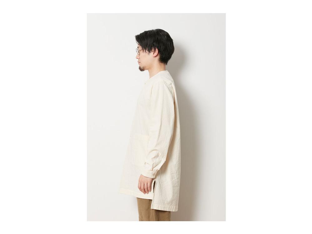 シジラ スリーピング シャツ XL Ecru