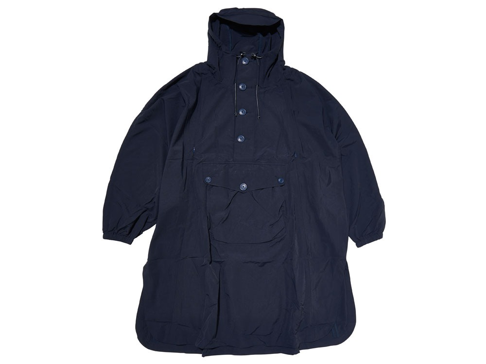 Camping Over Poncho M Navy0