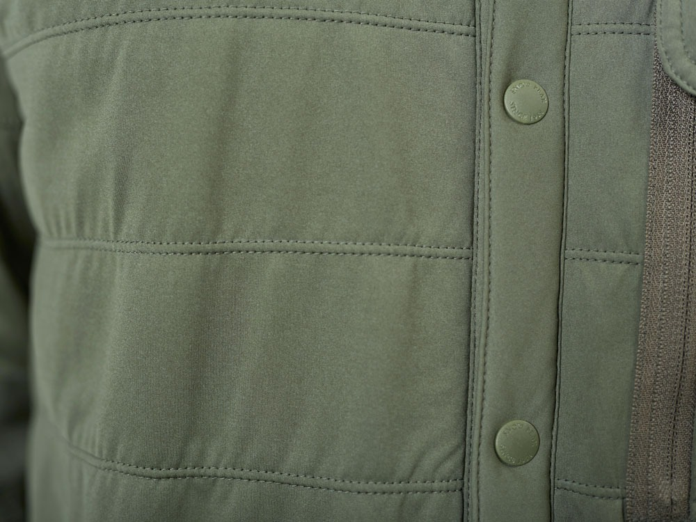 FlexibleInsulatedShirt  L Olive8