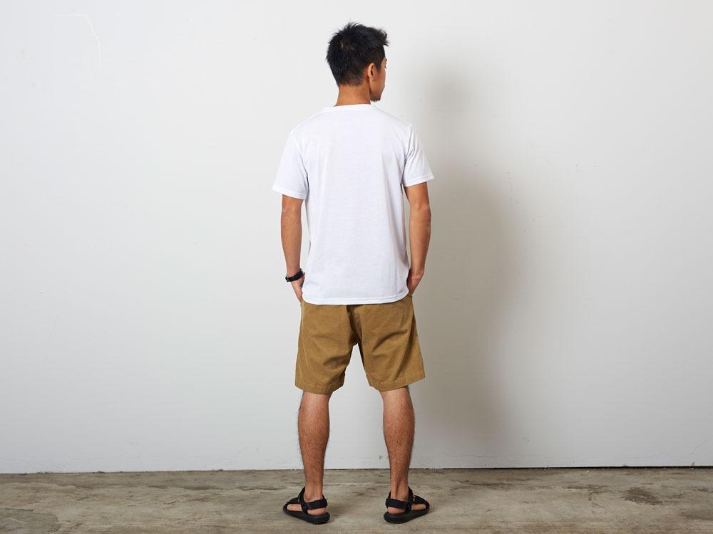 SummerCorduroyShorts XL Olive3