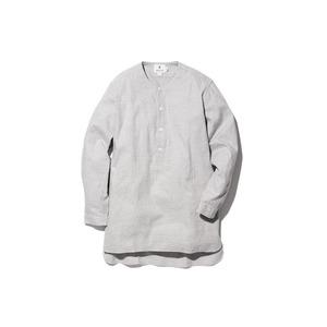 コットンウール フランネルスリーピングシャツ