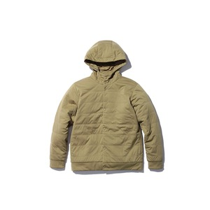 Flexible Insulated Parka