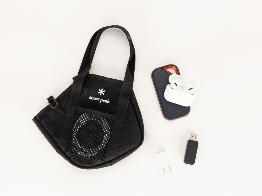 Pack & Carry Fireplace Mini Pouch One BK10