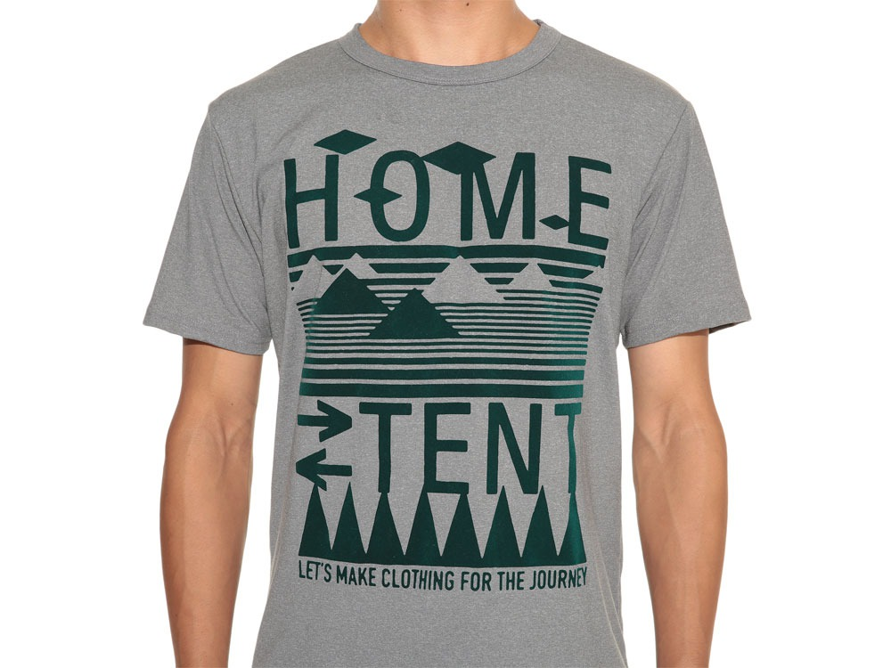Solid HomeTent Tshirt 2 Navy5